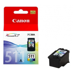 CANON 2972B001 Tusz Canon CL511 color MP240/MP260/MP270/MX360