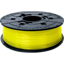 Filament  XYZ RFPLCXEU03J XYZ / PLA / CLEAR YELLOW / 1,75 mm / 0,6 kg.(Junior/ Mini)