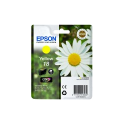 EPSON C13T18044012 Tusz Epson T1804 yellow 3,3 ml XP-102/202/205/302/305/402/405/405WH