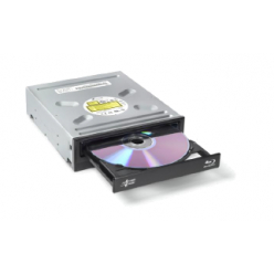 LG BH16NS55.AHLU10B HLDS Wewn. nagrywarka Blu-ray BD-RE BH16NS55 Super Multi Blue SATA Bulk Black