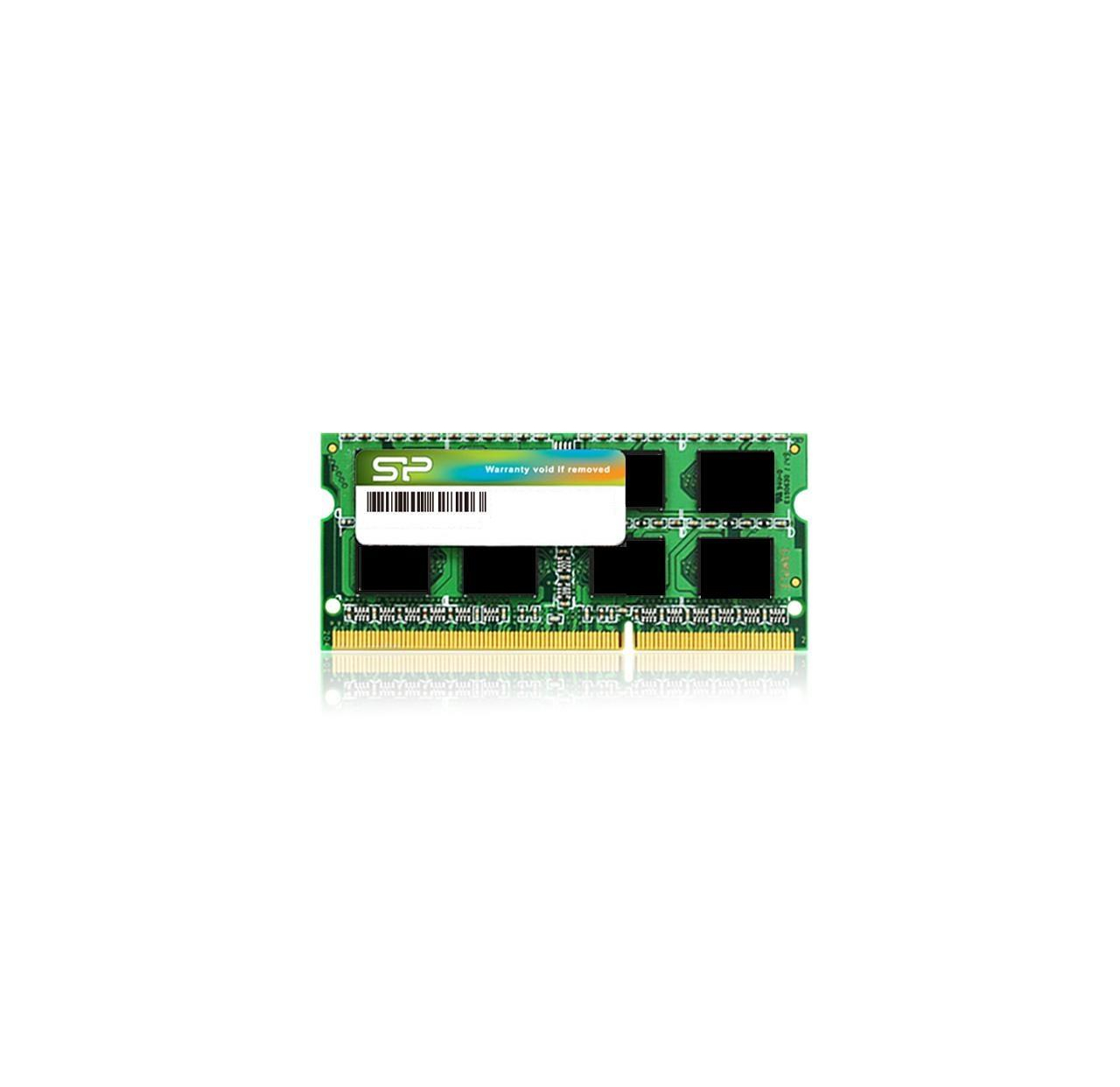 Pamięć Silicon Power DDR3 4GB 1600MHz CL11 SODIMM 1.35V Low Voltage