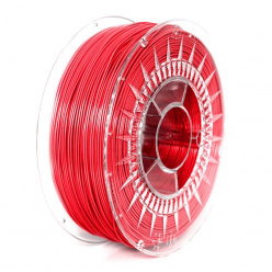 DEVILDESIG 05902280030591 Filament DEVIL DESIGN / PLA / Czerwony / 1,75 mm / 1 kg.