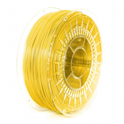 Filament  DEVILDESIG 05902280030669 DEVIL DESIGN / PLA / Jasnożółty / 1,75 mm / 1 kg.