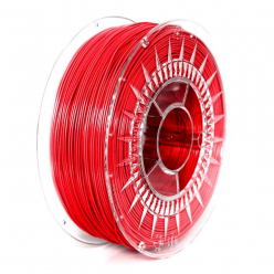 DEVILDESIG 05902280030126 Filament DEVIL DESIGN / PETG / Czerwony / 1,75 mm / 1 kg.