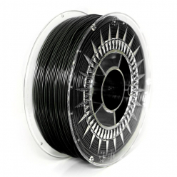 Filament  DEVILDESIG 05902280030287 DEVIL DESIGN / PLA / CZARNY / 1,75 mm / 2 kg.