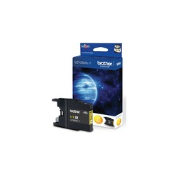 BROTHER LC1280XLY-TPT Ink Brother LC1280XLY yellow 1200 pgs MFC-6910DW - po testach
