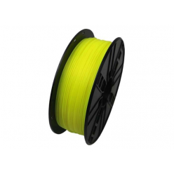 Filament  GEMBIRD 3DP-PLA1.75-01-FY Gembird PLA Fluorescent Yellow 1,75mm 1kg