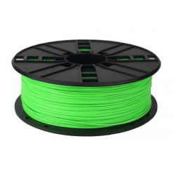 Filament  GEMBIRD 3DP-ABS1.75-01-FG Gembird ABS Fluorescent Green 1,75mm 1kg