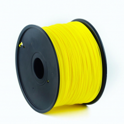 Filament  GEMBIRD 3DP-ABS1.75-01-FY Gembird ABS Fluorescent Yellow 1,75mm 1kg