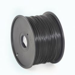Filament  GEMBIRD 3DP-ABS1.75-01-BK Gembird ABS Black 1,75mm 1kg