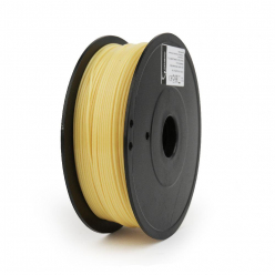 Filament  GEMBIRD FF-3DP-PLA1.75-02-Y Gembird PLA Yellow Flashforge 1,75mm 0.6kg