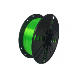 Filament  GEMBIRD 3DP-PLA+1.75-02-G Gembird PLA-plus Green 1,75mm 1kg