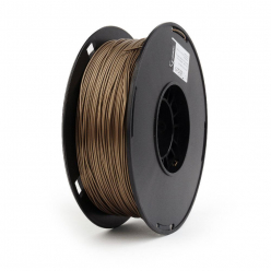 Filament  GEMBIRD 3DP-PLA+1.75-02-GL Gembird PLA-plus Gold Metal 1,75mm 1kg