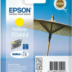 EPSON C13T04444010_exp. 4.2017 Tusz Epson T0444 yellow Stylus C64/66/66 photo Edition/84/84N/84WiFi/86,CX3...