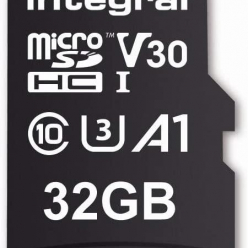 Karta pamięci INTEGRAL 32GB High Speed microSDHC card V30 UHS-I U3 100/30