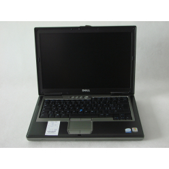 Laptop DELL D630 Latitude (Core2Duo 1.8 GHz, 2048 MB RAM, 80 GB dysk), laptop poleasingowy
