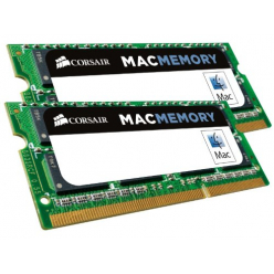 Pamięć Corsair 2x8GB 1333MHz DDR3 CL9 SODIMM Apple Qualified, Mac Memory