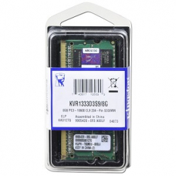 Pamięć Kingston 8GB 1333MHz DDR3 Non-ECC CL9 SODIMM
