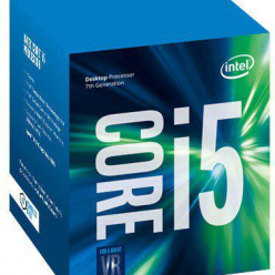 Procesor   Intel Core i5-7500 Quad Core 3.40GHz 6MB LGA1151 14nm 65W VGA BOX