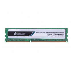 Pamięć Corsair 4GB 1333MHz DDR3 DIMM CL9 1.5V