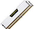 Pamięć Ram Corsair Vengeance DDR4 LPX Black 16GB (2x8GB) 3000MHz CL15 1.35V - white