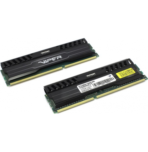 Pamięć Patriot ViperX 3RD 2x4GB DDR3 1600MHz CL9 1.5V XMP 1.3  Dual Channel