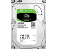 Dysk Seagate BarraCuda, 3.5'', 500GB, SATA/600, 7200RPM, 32MB cache