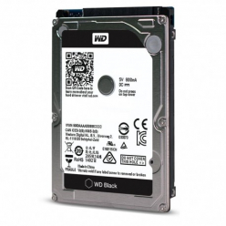 Dysk HDD  WD Black, 2.5'', 500GB, SATA/600, 7200RPM, 32MB cache