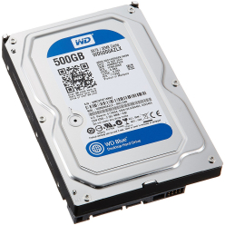 Dysk HDD  WD Blue 3.5'' 500GB SATA/600 32MB cache