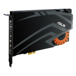 Karta Dźwiękowa Asus  gaming STRIX RAID DLX, PCI Express 7.1-channel, +WoW code