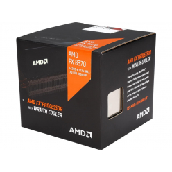 Procesor  AMD FX-8370, Octo Core, 4.30GHz, 16MB, AM3+, 32nm, 125W, BOX, AMD Wraith Cooler