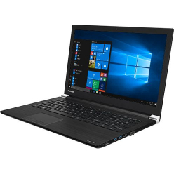 Laptop Toshiba  A50-D-10Z 15,6'' HD ng Core i5-7200U 8GB SSD 128GB DVDSM BT TPM Win10Pro