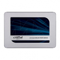 Dysk SSD   Crucial MX500 2.5-INCH  500GB Read/Write 560/510 MB/s