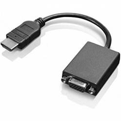Adapter Lenovo HDMI - VGA monitor