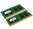 Pamięć SODIMM Crucial 2x8GB 1600MHz DDR3 CL11 SODIMM for Mac 1.35V/1.5V