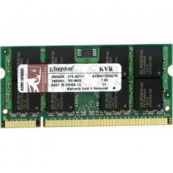 Pamięć Kingston 2GB 667MHz DDR2 CL5 SODIMM 1.8V