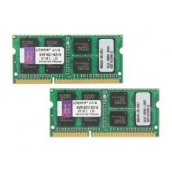 Pamięć Kingston 2x8GB 1600MHz DDR3 Non-ECC CL11 SODIMM