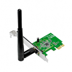 Karta sieciowa Asus PCE-N10 Wireless PCI-E card 802.11n, 150Mbps