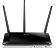 Modem GSM D-Link Wireless AC750 4G LTE Multi-WAN Router, integrated modem, SIM card slot
