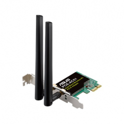 Punkt dostępowy Asus PCE-AC51 Wireless 802.11ac Dual-band PCI-E card