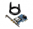 Punkt dostępu Asus PCE-AC55BT Wireless 802.11ac 2*2 Dual-band PCI-E card Bluetooth 4.0 and BLE