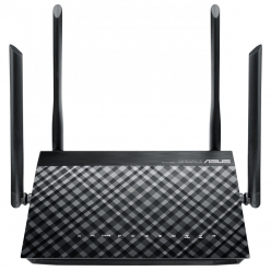 Router Asus DSL-AC55U AC1200 Router, Dualband Wireless VDSL2/ADSL Modem , Annex A&B
