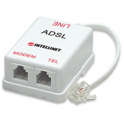Router Intellinet ADSL modem splitter adapter