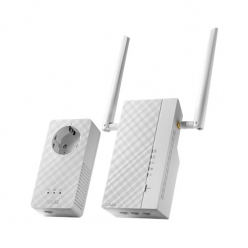 Router ASUS PL-AC56 KIT 1200Mbps AV2 1200 Wi-Fi Powerline Extender (2 pcs)