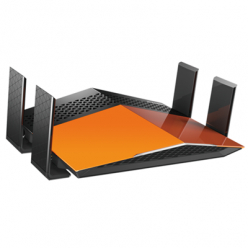 Router D-Link AC1750 WiFi Gigabit Router Dual Band 450+1300 Mbps