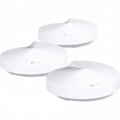 Router  TP-Link Deco M5 AC1300 whole home Mesh WiFi system  3-pack  MU-MIMO  Antivirus