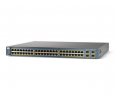 Switch Cisco Catalyst 2960 Plus 48 10/100 + 2T/SFP LAN Lite - REFURBISHED