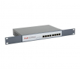 Switch 8level GEPS-2808  10''  19'' Rakowy 8x10/100Mbps PoE-at 1U