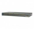 Switch Cisco Catalyst 2960 Plus 48 10/100 PoE + 2 1000BT + 2 SFP LAN Lite