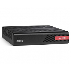 Firewall Cisco ASA 5506-X with FirePOWER Services and Sec Plus Lic (8GE, AC, 3DES/AES)